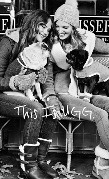 girls and pugs